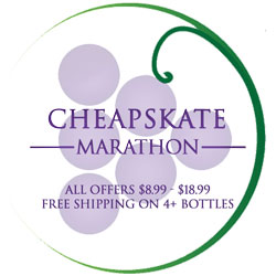 Cheapskate marathon